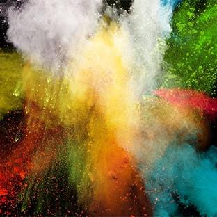 powder splash