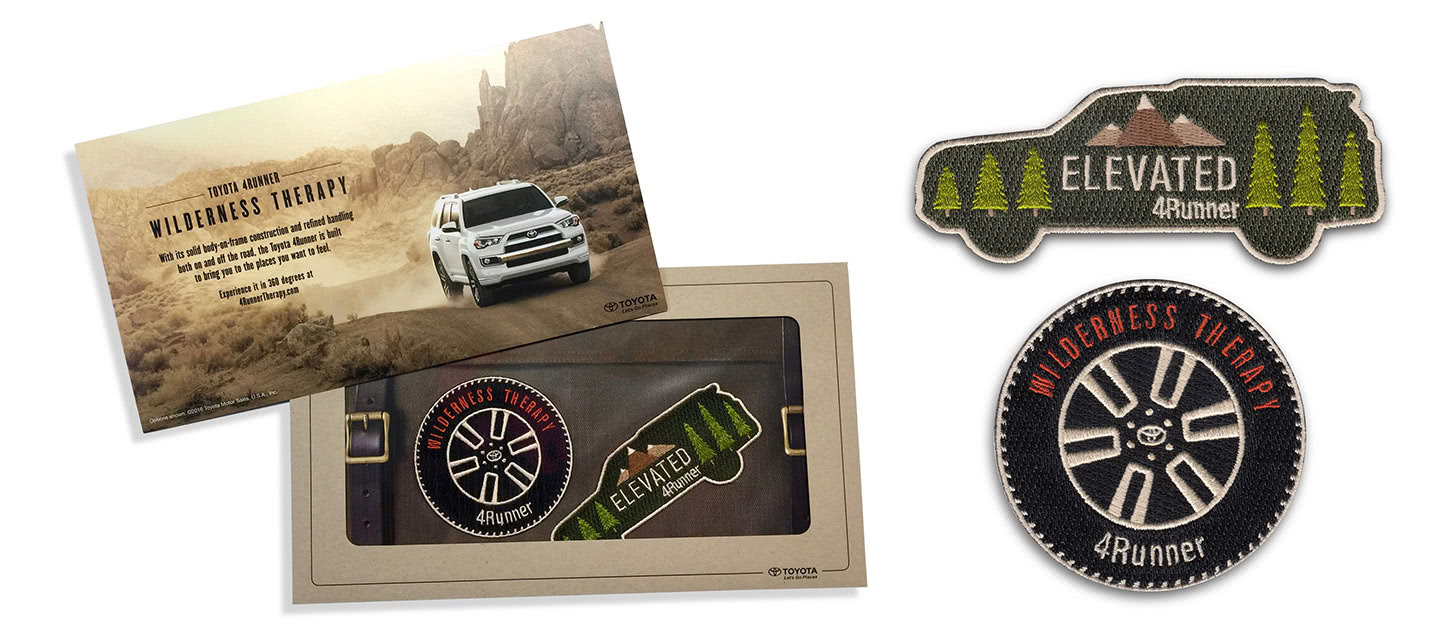toyota 4runner wilderness therapy image 1