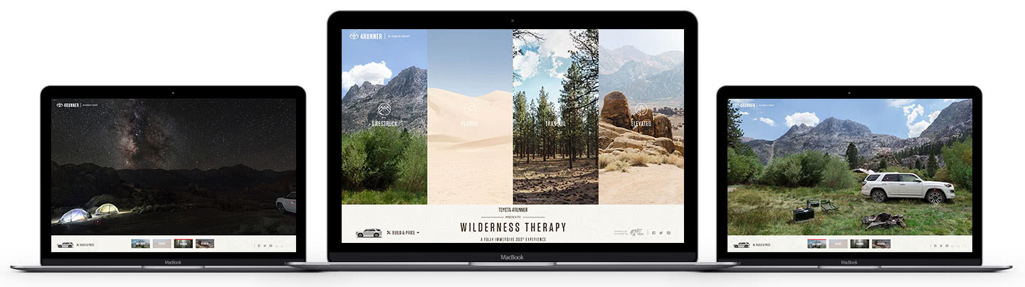 toyota 4runner wilderness therapy image 2
