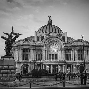 mexico architecture